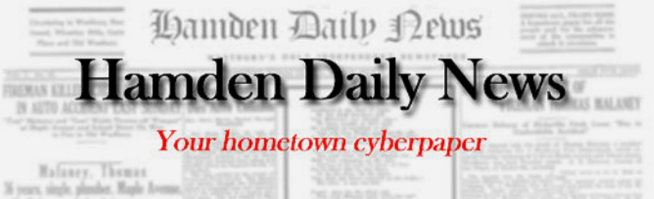 Hamden Daily News - Your hometown cyberpaper